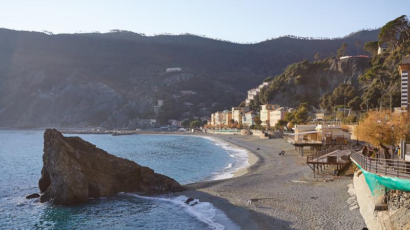 Monterosso, Cinque Terre, Italia