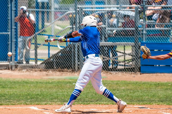 May 6, 2017 - Baseball - Donna vs VMHS - Game 2_LG