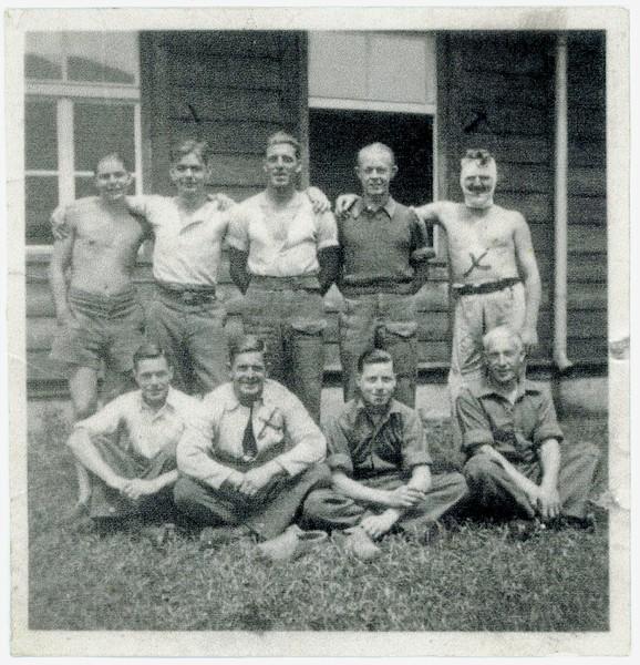 Stalag 18A - Albert Meacham