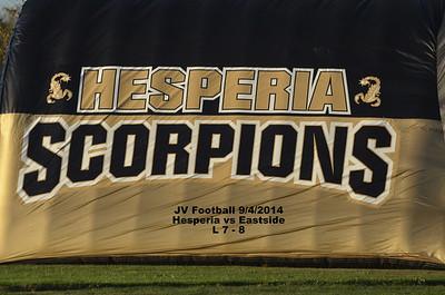 HHS vs Eastside HS SEPT-4-2014