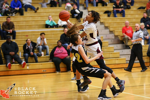 Lady Bears vs Lebanon 12-28-2016