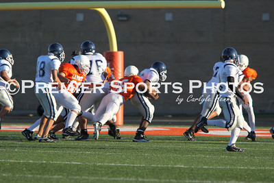La Porte Freshman B Football vs Baytown Sterling 10/13/2011