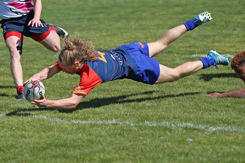Denver Selects Rugby Men 2018 Las Vegas Invitational