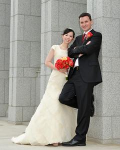 Lilian and Rob Richards Wedding