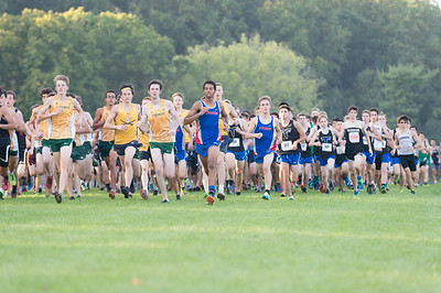 Cross Country: Oatlands Meet by Jeff Vennitti on October 3, 2018