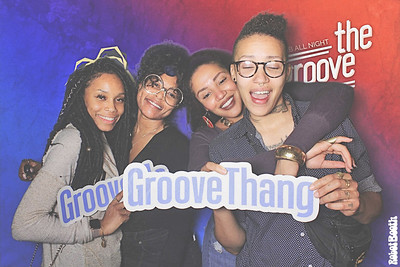 12-28-18 Atlanta The Graveyard Tavern Photo Booth - The Groove - Robot Booth