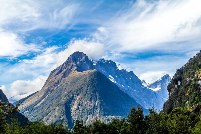 The grandeur of New Zealand