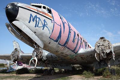 Douglas C-54B Skymaster