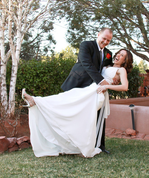 Ian  & Susan at Casa Sedona Inn