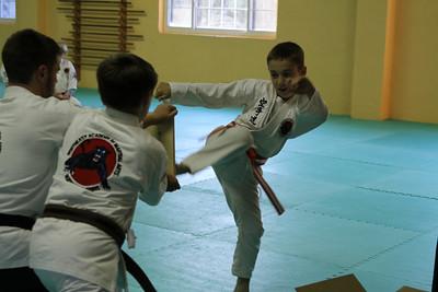 Kyu Testing 4-19-12