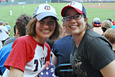 2014 06 04: Trip to Minneapolis and MN Twins