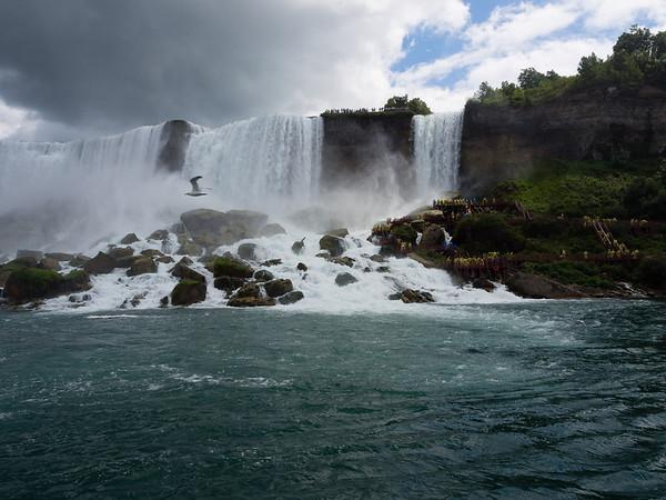 Niagara Falls visit