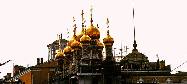 MOSCOW, Kremlin 1983