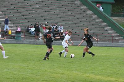 Girls Soccer Eureka v Arcata