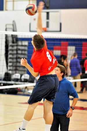 YLHS JV Volleyball 4-8-11