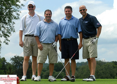 HGS Friends of the Children Golf Tournament 7/29/09