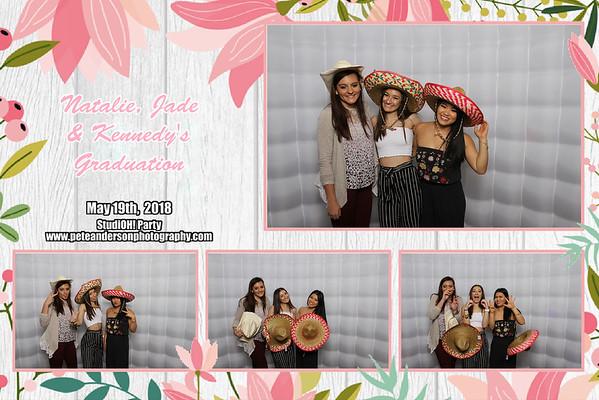 2018 Natalie Jade Kennedy Grad Party