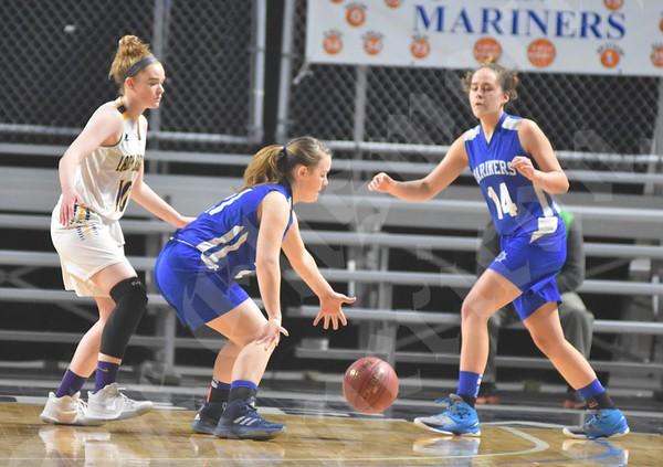 2/22/18 Deer Isle-Stonington Basketball (Girls — Woodland)