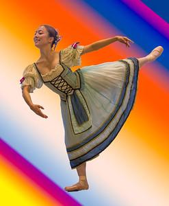 Washington Ballet - Giselle dress rehearsal