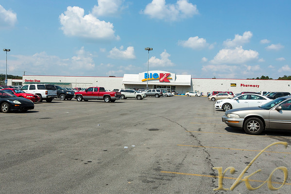 Commercial Property - Big K Mart - 2000 Glenn Blvd, Ft Payne