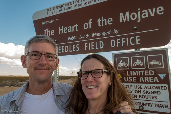 2015 Labor Day Weekend at Mojave National Preserve, CA
