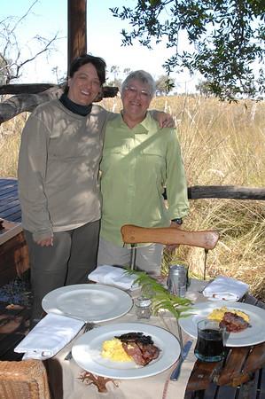 8-4-2011 Sandibe Botswana Part 2