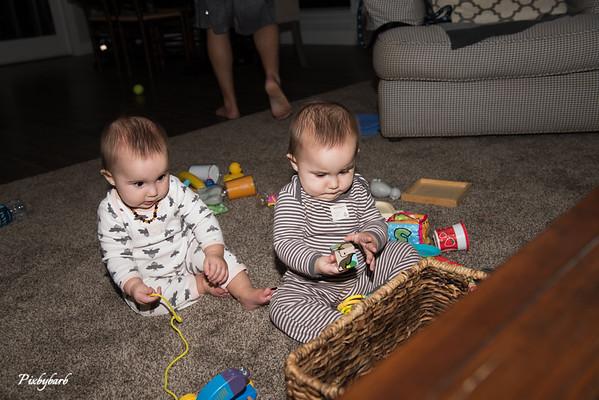 Maeve and Hazel Sept 2018