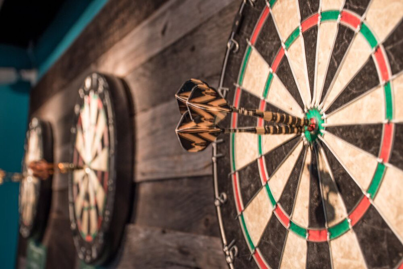 . Dads of all ages are invited to come in for Darts for Dads at Punch Bowl Social on June 18 to try their luck on the bowling lanes or at the dart board. Every dad will get one chance to bowl a strike or three tries to score a bull\'s-eye. Nail it and win a prize! Come for brunch to build-your-own Bloody Mary and pair it with Biscuits and Gravy or the new Toasted Western Sandwich. Plus, enjoy $2 old man cans and $5 old fashioneds all day long. After the feast, show your kids you�ve still got game during a round of table tennis, pinball or Foosball. Call 216-239-1508 for reservations. For more information, visit www.punchbowlsocial.com/location/cleveland. (Submitted)