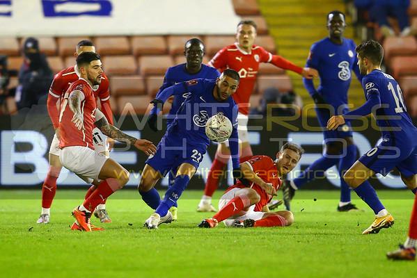 Barnsley v Chelsea (5th Round) 11 - 02 - 21