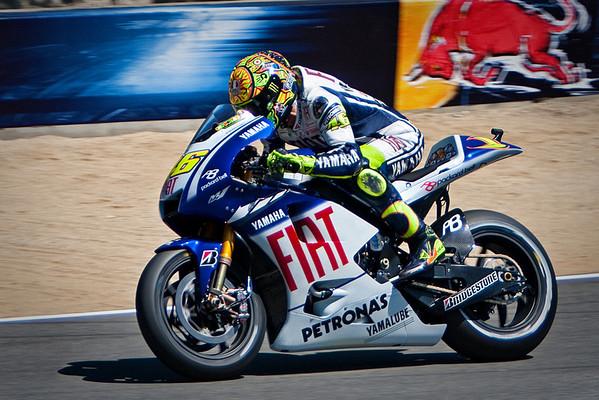 MotoGP 2009 @ Laguna Seca