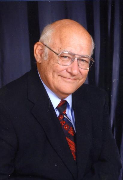 William A. Shaffer Portrait