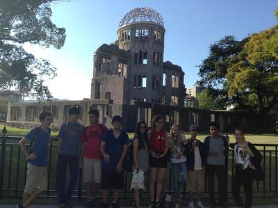 2013 Grade 10 Field Studies: Hiroshima
