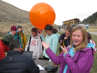 11.12.2010_Weather Balloon Launch