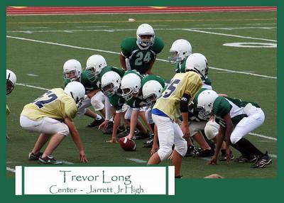 Jarrett Football Vs Carver