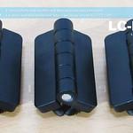 SKU: LC-HINGE, TRUCUT Cabinet Laser Cover Hinge Set (3 Pieces)