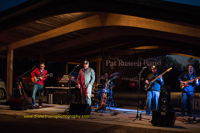Pat Russell Band ~ Rockin At Independence ~ 2016
