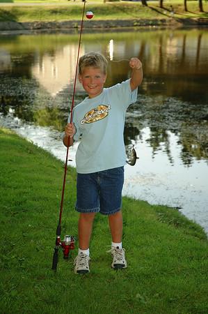 07-10-05 Fishing Contest