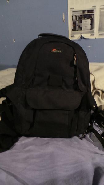Camera Bag Contents 2012
