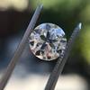 2.07ct Old European Cut Diamond, GIA J VS2 18