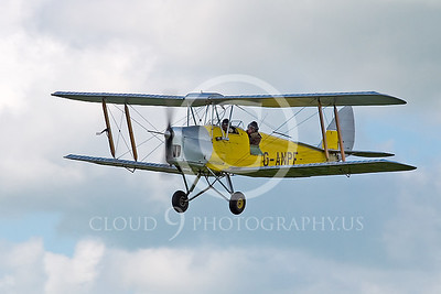 de Havilland DH 82 Tiger Moth Airplane Pictures