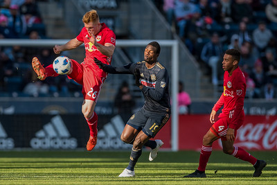 Philadelphia Union 0-1 New York Red Bulls