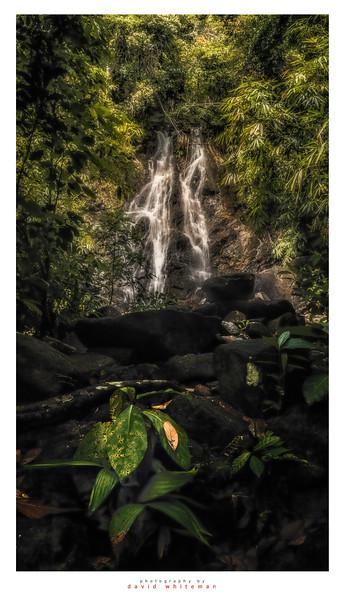 Sai Runge Waterfall