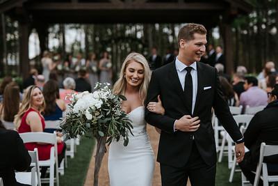 Intimate Woodland Wedding - Houston Wedding Photographer