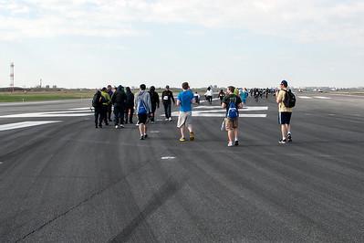 JFK 5K Runway Run 2013