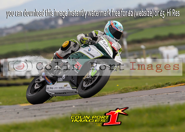 POWERBIKES & G-ERA SUPERBIKE WIRRAL 100 ANGLESEY GRAND 2016