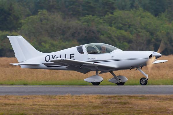 OY-LLE - Aero Designs Pulsar XP 912