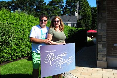 Rosanna & Roberto BBQ - July 29, 2017