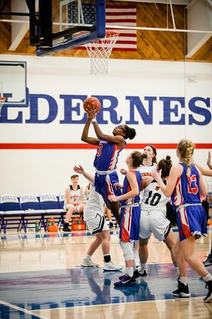 Girls Varsity Basketball vs. KUA January 29