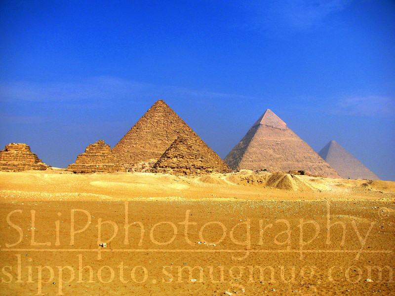 The Shot of Shots: The Pyramids of Giza