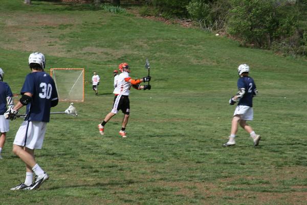 Varsity Lacrosse vs. Covenant